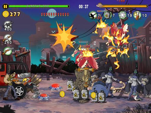【免費模擬App】絕境英雄:史上最霸氣的槍手遊戲-APP點子