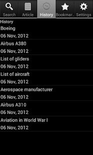 Aviation Encyclopedia- screenshot thumbnail