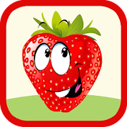 Baby Learning Card - Fruit