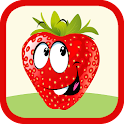 Baby Learning Card - Fruit icon