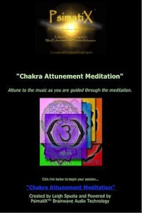 Chakra Music & Meditation Set - screenshot thumbnail
