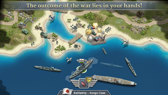 1942 Pacific Front Screenshot