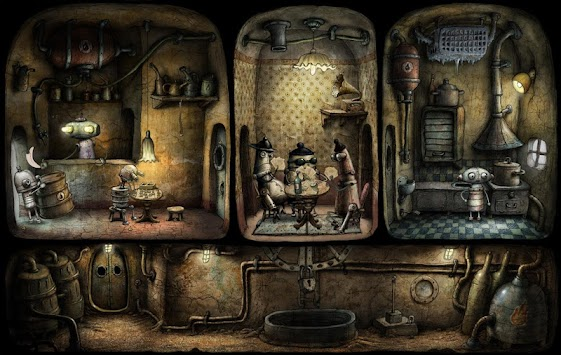 Machinarium APK screenshot thumbnail 8