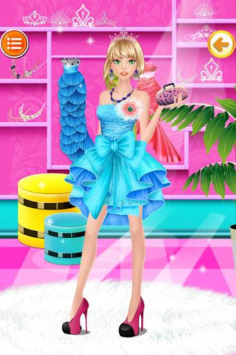 Prom Spa Salon: Girls Games  screenshots 5