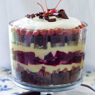 Gluten Free Trifle Dessert Recipes.
