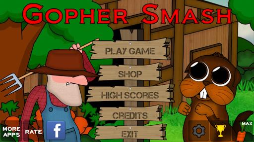 Gopher Smash Lite