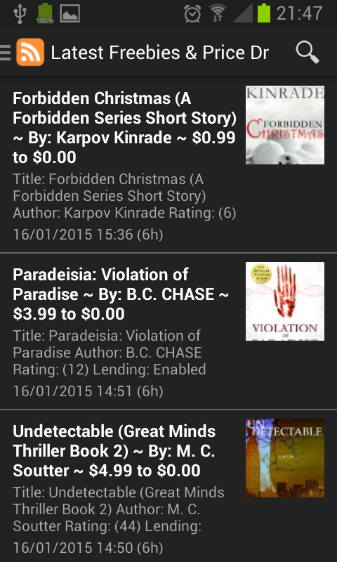 how to download books on kindle app