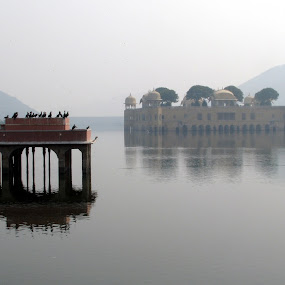 INDIAN REFLECTIONS by Riccardo Schiavo - Landscapes Waterscapes (  )