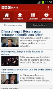 BBC Brasil - screenshot thumbnail