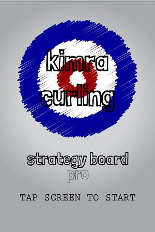 Curling Strategy Board Pro- screenshot