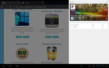 Sidebar Plus (Multi-bars) Screenshot 29