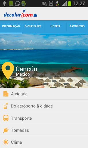 Cancún: Guia turístico