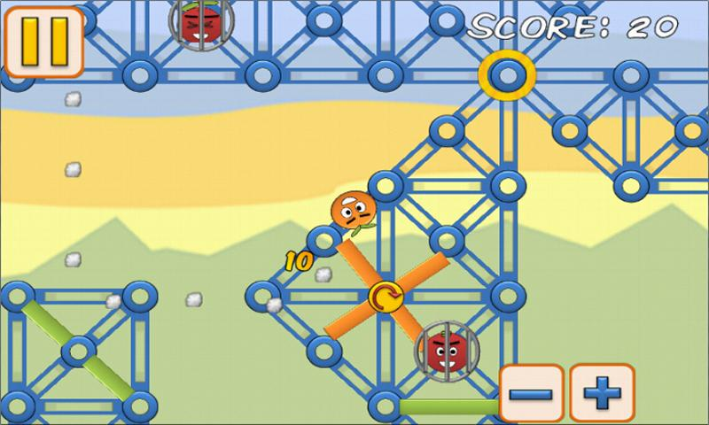 Orange Constructions Lite - screenshot
