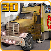 Garbage Dump Truck Simulator