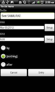 To-Do Note screenshot 2