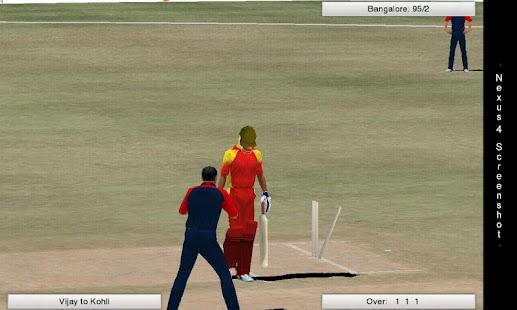 Cricket Captain 2014- screenshot thumbnail