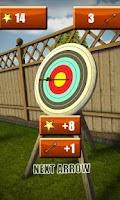 Screenshot of Backyard Archer (FREE)