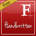 ★ Handwritten Font - Rooted ★ icon