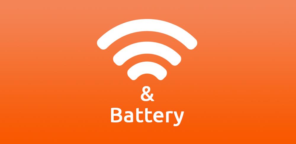 WiFi and Battery Widget