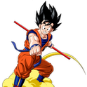 Dragon Ball Z Clock Widget icon