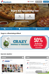 Domino's Pizza DK screenshot 5
