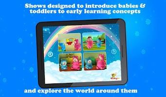 Screenshot of BabyTV Mobile