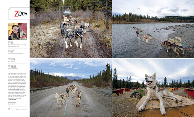 Husky Homestead, Denali, Alaska
