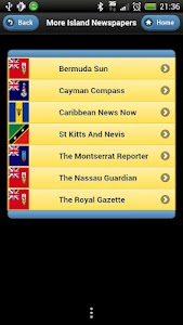 Caribbean News screenshot 2