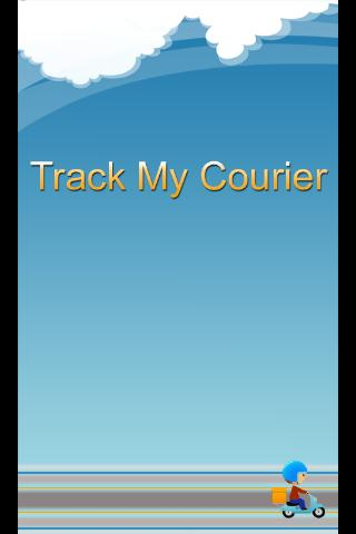 Track My Courier- screenshot