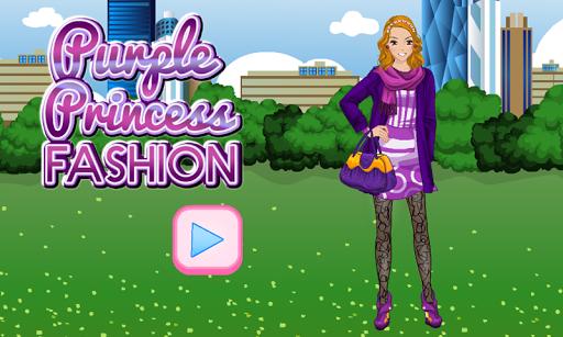 Purple Princess Fashion Apk Download 13