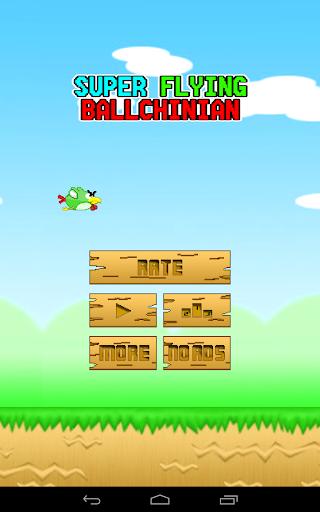Super Flying Ballchinian