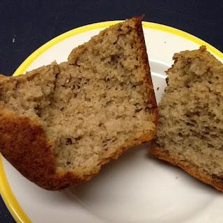 Buckwheat Applesauce Muffins