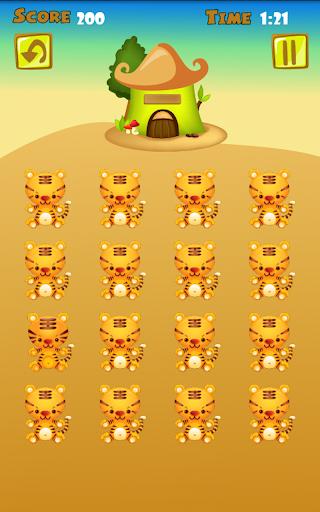 無料解谜Appの找不同!12生肖 - 兒童,小朋友的快樂右腦學習遊戲|記事Game