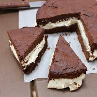Healthy Oreo Cake (grain, egg, and sugar free)