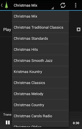【免費音樂App】Christmas Music Radio-APP點子
