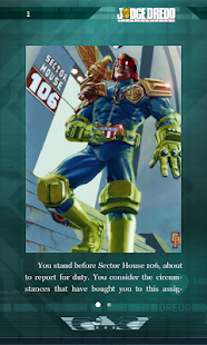 Judge Dredd: Countdown Sec 106 Screenshot 1