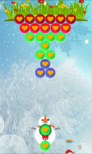 Free Bubble Games Christmas