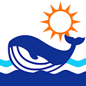 【旧】マリンウェザー海快晴 logo