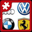 Cars: logo puzzle quiz APK