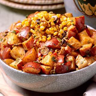 Spicy Potato Salad.