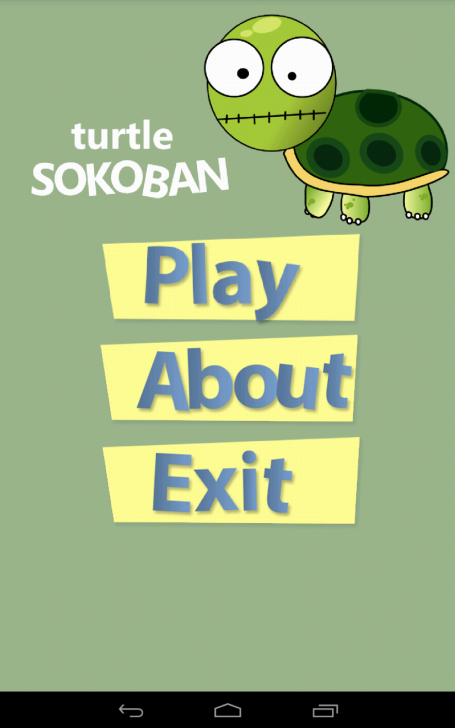 Best Sokoban game- screenshot