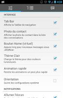 Screenshot of ICmess Beta - Light SMS