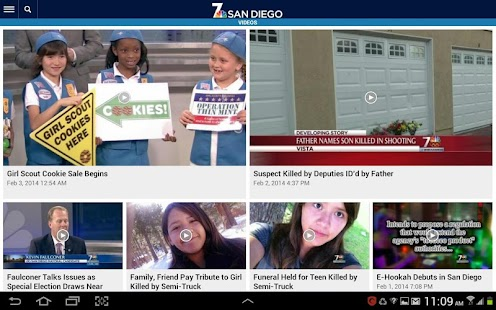 NBC 7 San Diego - screenshot thumbnail