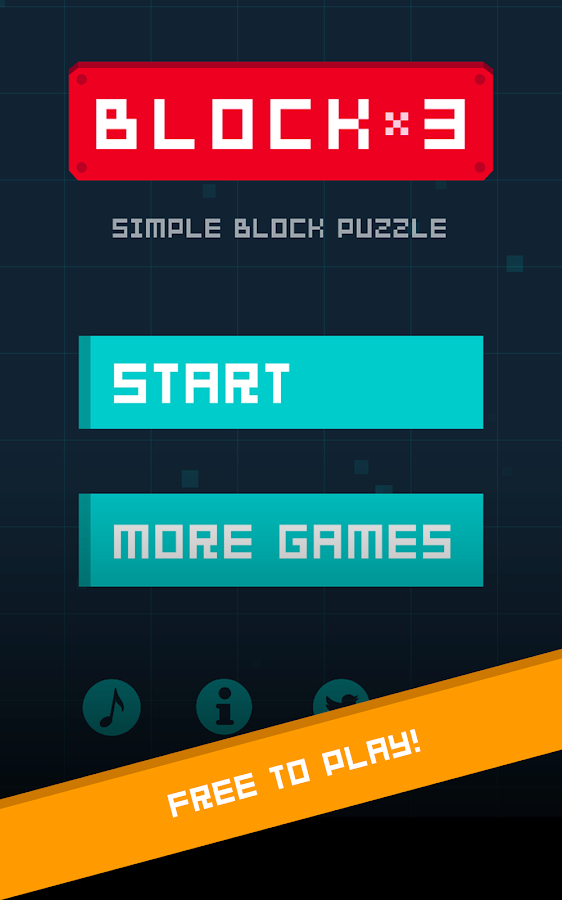 BLOCK x 3- screenshot