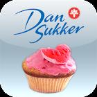 Dansukker receptų kolekcija icon