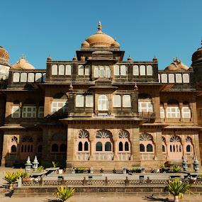 vijay vilas palace by Chhaditya Parikh - Buildings & Architecture Public & Historical