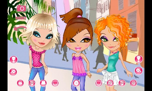 Dress Up! Makeover- screenshot thumbnail
