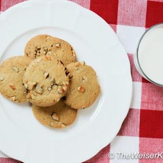 Mama Mintz's Hazelnut Icebox Cookies
