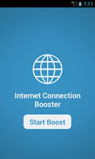 Free Internet Speed Booster Screenshot