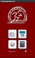Screenshot of carreraspopulares.com